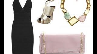 getlinkyoutube.com-Claves para Transformar tu Vestido Negro