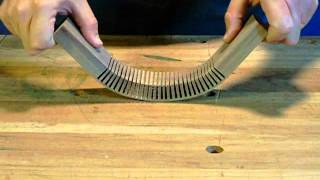 getlinkyoutube.com-Kerf Bending Wood Parts.mp4