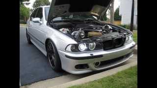 getlinkyoutube.com-SUPERCHARGED BMW M5.AVI