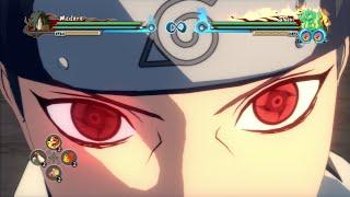 Naruto Shippuden Ultimate Ninja Storm Revolution: All The New Awakening Cutscene