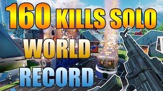 "getlinkyoutube.com-[WORLD RECORD] BO3 UPLINK Gameplay ""160 KILLS"" w/ Kuda (NUKETOWN 2065)"