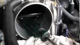 getlinkyoutube.com-WAKO'S RECS スロットルバルブクリーナー 吸気系洗浄 燃焼室洗浄