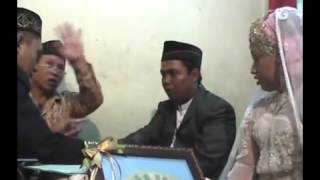 getlinkyoutube.com-LUCU Pernikahan grogi jadi gagap   YouTube