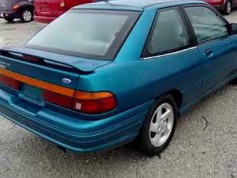 1993 Ford Escort Repair: Service and Maintenance Cost