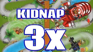 getlinkyoutube.com-3x KIDNAPPING - KIDNAP THEM ALL + NEW Card - 1-2 Dart Monkey