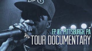 Curren$y - Pilot Talk 3 Tour€ (Pittsburgh) [Episode 7]