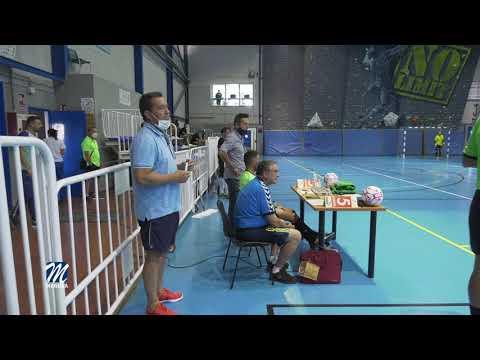 Manilva recibe el Campeonato ACRECA Intercajas de fútbol sala