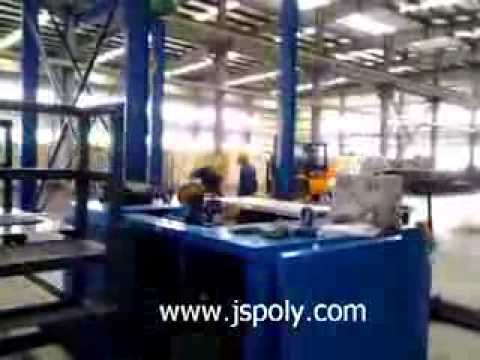 RBD WIRE DRAWING MACHINE+Tight traversing device packing machine