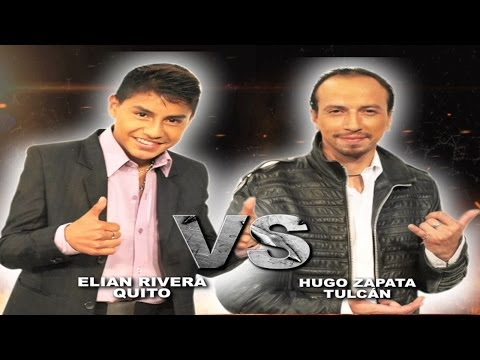 Duelo 3 - Elian Rivera vs Hugo Zapata