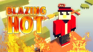getlinkyoutube.com-Minecraft Parkour - BLAZING HOT! w/ maxsialtele