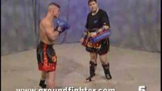 Duke Roufus, Muay Thai, Full Contact Kickboxing, MMA - Workout