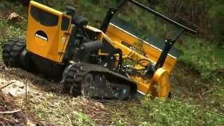 McConnel Robocut Robo-Forest