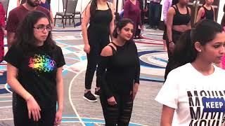 Dance Workshop|  by Dharmesh Yelande sir | 2018  Atlanta USA !