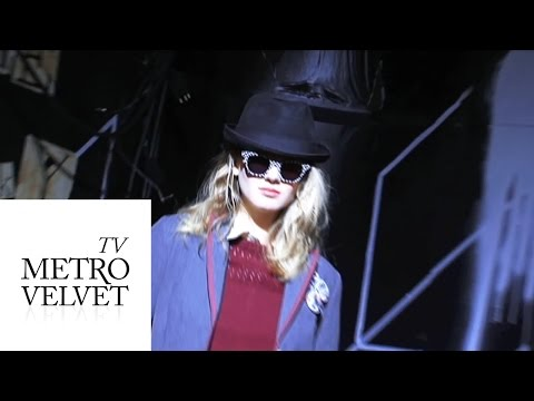 GANT by MICHAEL BASTIAN AUTUMN WINTER 2012 METROVELVET TV
