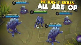 NEW HERO Zhask Gameplay! (Best Mage Ever?) Mobile Legends