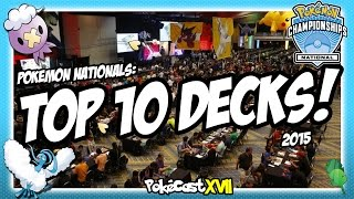 getlinkyoutube.com-Top 10 Decks: Pokémon National Championships 2015!