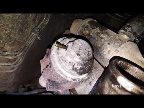 Свист прокладки между EGR и выхлопным коллектором на Hyundai Н200