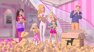 getlinkyoutube.com-Barbie Life in the Dreamhouse new episodes 2015 #✿ Full Season  Barbie and ryan kiss Full HD ✿#
