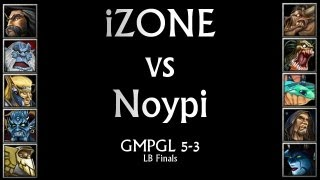 getlinkyoutube.com-[GMPGL 5-3] iZONE vs Noypi