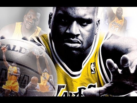 Shaquille O' Neal: NBA Legend (GREAT NBA BASKETBALL DOCUMENTARY)