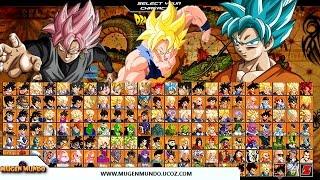 getlinkyoutube.com-Dragon Ball Z Ultimate Fighter MUGEN (DOWNLOAD)