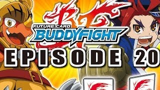 getlinkyoutube.com-[Episode 20] Future Card Buddyfight Animation