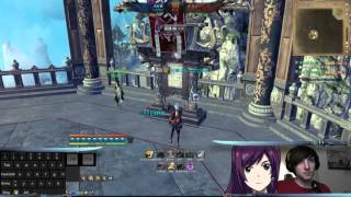 getlinkyoutube.com-Blade & Soul #36 - Assassin's Options in Stealth