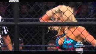 getlinkyoutube.com-iMPACT Wrestling 2015.05.29 Taryn Terrell vs Gail Kim