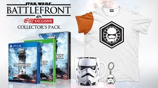 getlinkyoutube.com-Star Wars Battlefront COLLECTOR'S EDITION Unboxing EB Games