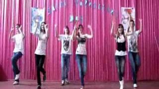 getlinkyoutube.com-Shakira - Loca (dance)