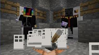 getlinkyoutube.com-Puerta escudo UT3 Minecraft Truco