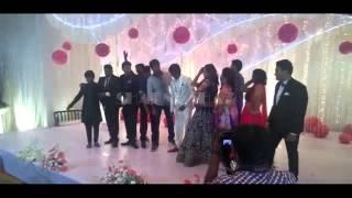 getlinkyoutube.com-Sivakarthikeyan Dance at Atlee Priya Wedding