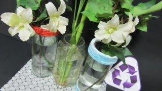 getlinkyoutube.com-Cómo cortar botellas de vidrio.