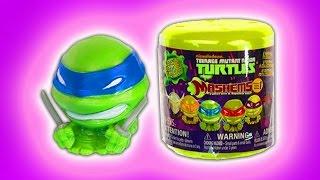 getlinkyoutube.com-★Teenage Mutant Ninja Turtles★Toys★Mashems★Surprise Eggs★TMNT★Brinquedos★Ovos Surpresa★Pay Doh 2/3