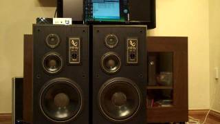getlinkyoutube.com-Topping TP30 pair with Infinity SM115