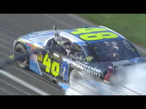 2009 Pepsi 500- Jimmie Johnson Wins