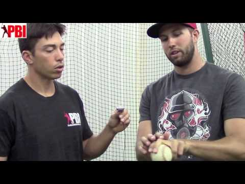 MN Twins, Pat Dean gives Tips for Pitching Grips