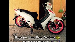 #5 Motos Rebaixadas e Modificadas - [ Equipe Uzz Boy Doiido Pe ] -  Video Oficial Da Semana 2015