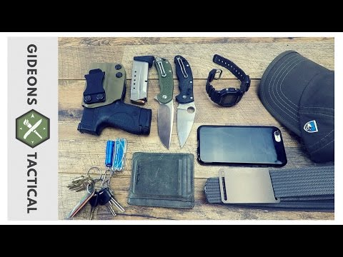 2017 EDC System Update Part 1 (On Body)