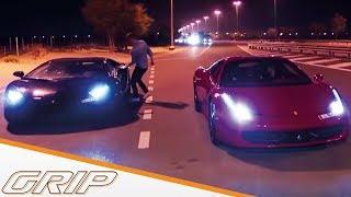 "getlinkyoutube.com-""Fast & Furious""-Spezial: Filmautos Abu Dhabi - GRIP - Folge 314 - RTL2"