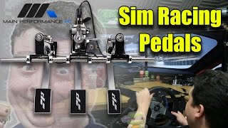 getlinkyoutube.com-Most Realistic Racing Simulator Pedals - Sim Pedals by MPPC