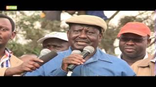 Raila wants Waiguru investigated for graft