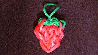 【レインボールーム】【107】かわいいイチゴの作り方 ~ファンルーム~ チャーム モチーフ