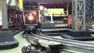 getlinkyoutube.com-Classic Lionel Trains – Sheet Metal Steam Locos 1930-1942