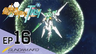 getlinkyoutube.com-GUNDAM BUILD FIGHTERS TRY-Episode 16: Magnificent Shia  (ENG sub)