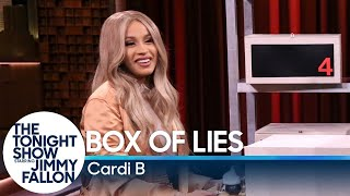 Box of Lies with Cardi B width=