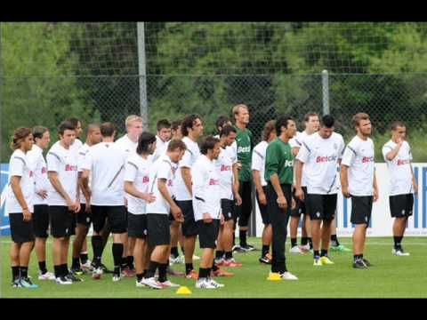 PRIMO  RITIRO DELLA JUVENTUS 2011/2012 BARDONECCHIA