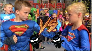 BOYS-vs-GIRLS-Super-Birthday-Bash-Twin-Ninja-Kidz width=