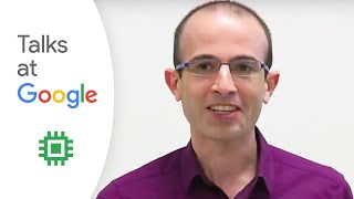 "getlinkyoutube.com-Yuval Harari: ""Techno-Religions and Silicon Prophets"" | Talks at Google"