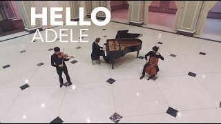 getlinkyoutube.com-Hello - Adele (Piano Cover)